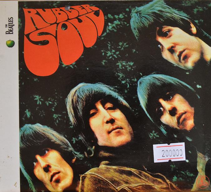 CD Rubler Soul – The Beatles
