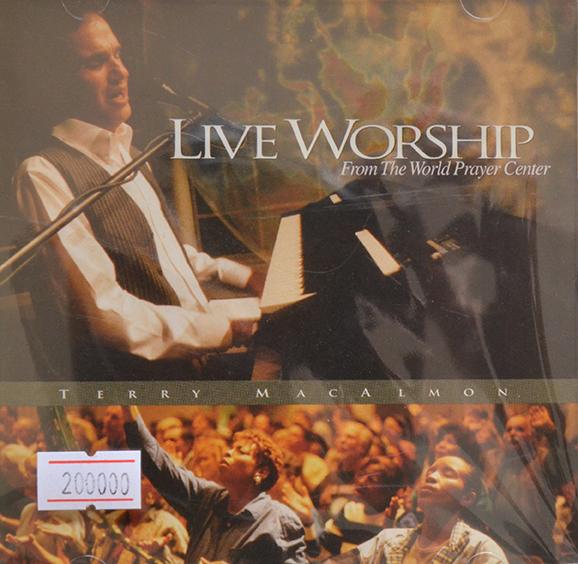 CD Live Worship