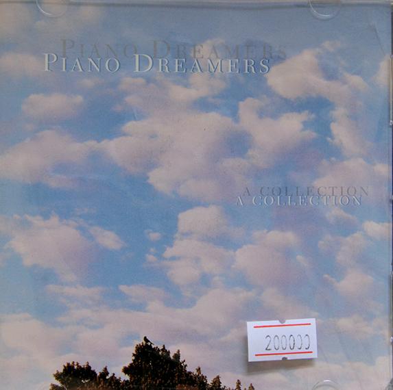 CD Piano Dreamersa