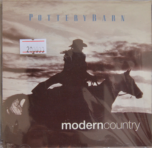 CD Modern Country