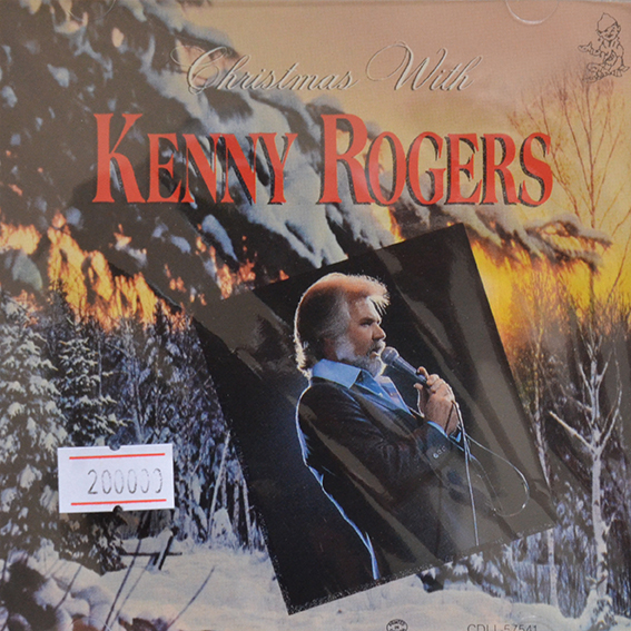 CD Christmas With – Kenny Rogers