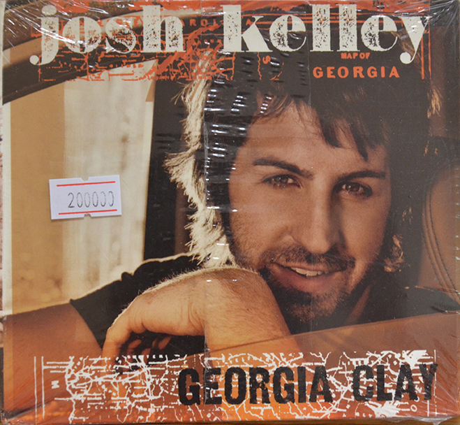 CD Georgia Clay