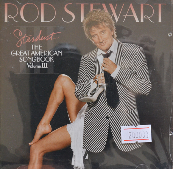 CD Standust – Rod Stewart