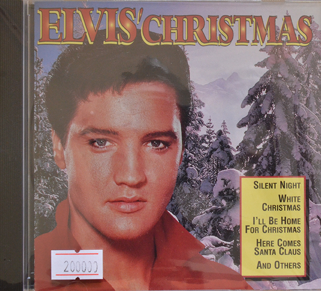 Chritmas – Elvis