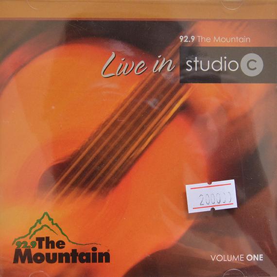 CD Live In Studio