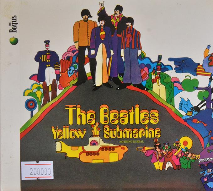 CD Yellow Submarine
