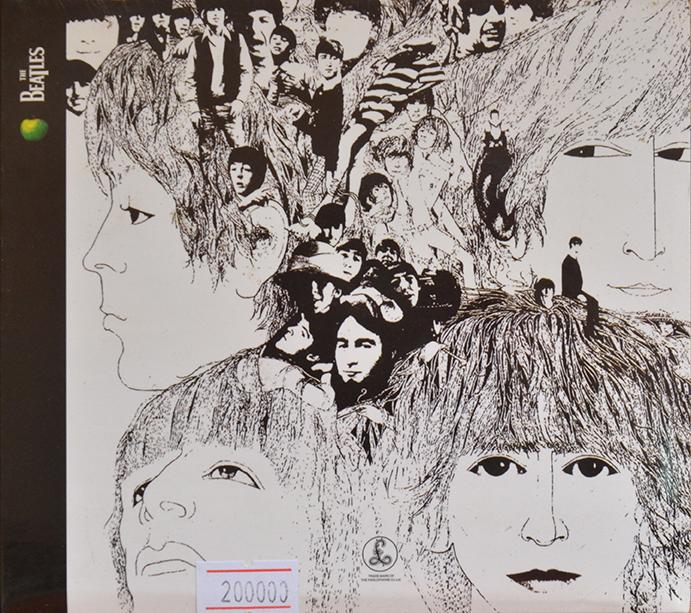 CD Revolver – Beatles