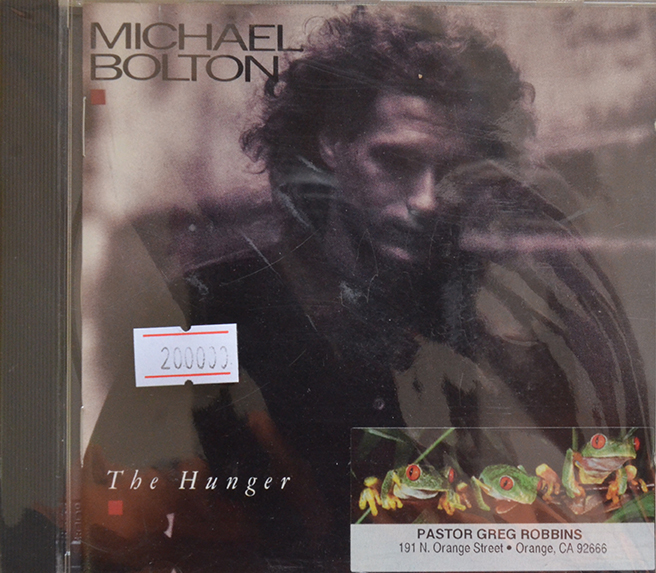 CD The Hunger