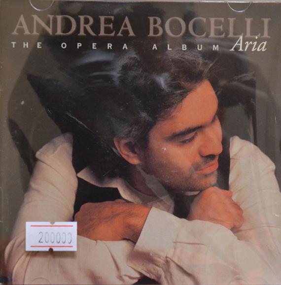 The Opera – Andrea Bocelli