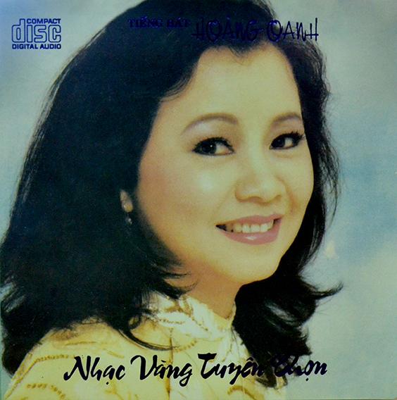 CD Nhạc Vàng Chọn Lọc – Hoàng Oanh