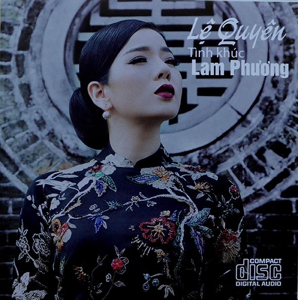 CD Tình Khúc Lam Phương – Lệ Quyên