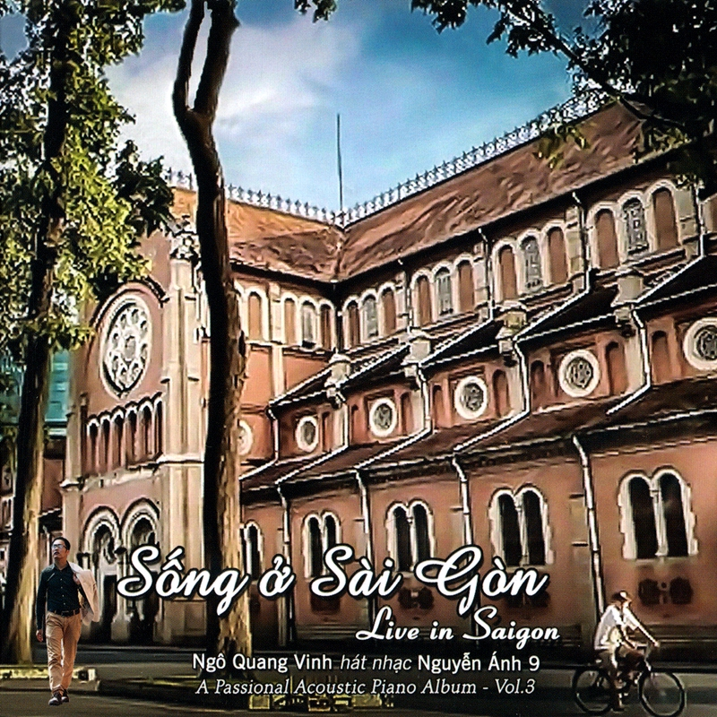 Album Sống Ở Sài Gòn