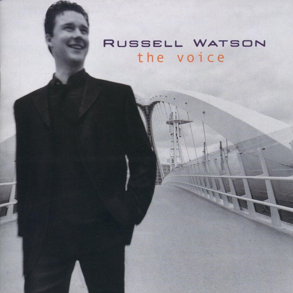 Album The Voice – Russell Watson