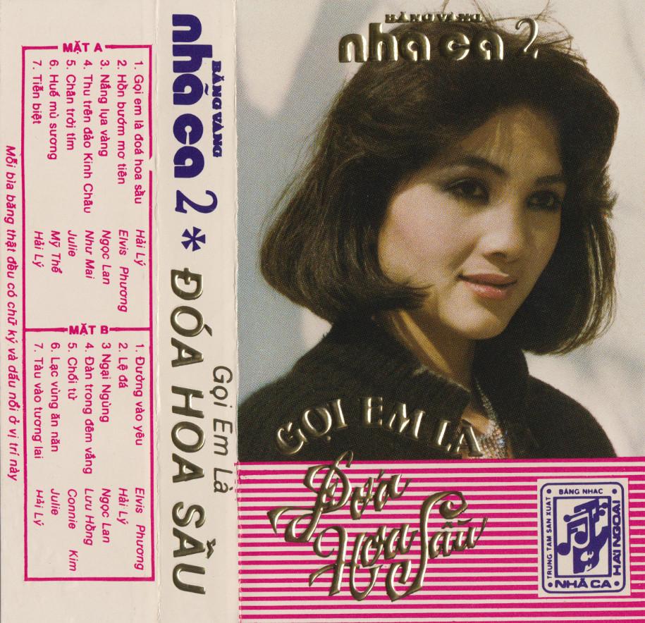Album Gọi Em Là Đoá Hoa Sầu – Nhã Ca