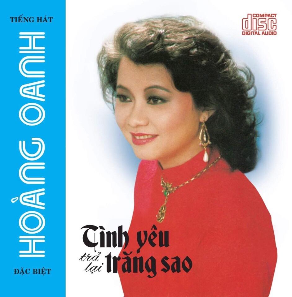 CD Tình Yêu Trả Lại Trăng Sao