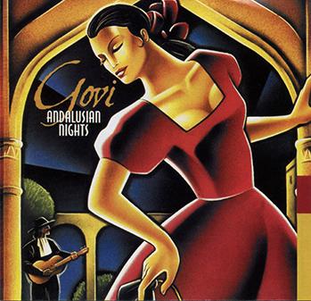 Album Andalusian Nights – Govi