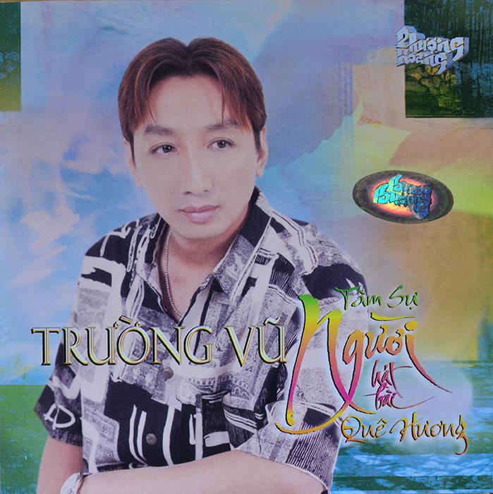 CD Tâm Sự Người Hát Bài Quê Hương