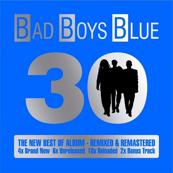 Album The New Best Of Album (2015) – Bad Boys Blue