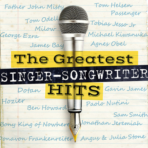 Album The Greatest Singer-Songwriter Hits (2015)