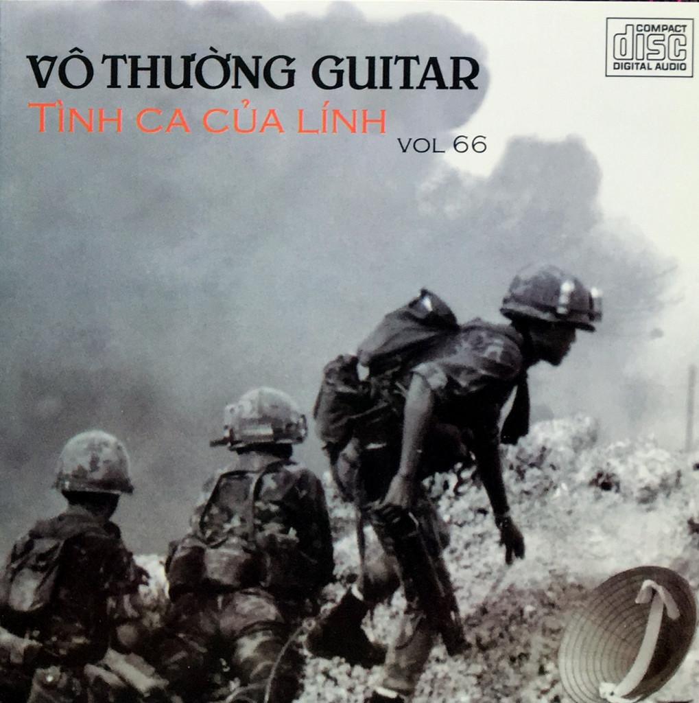 Album Tính Ca Lính- Vô Thường
