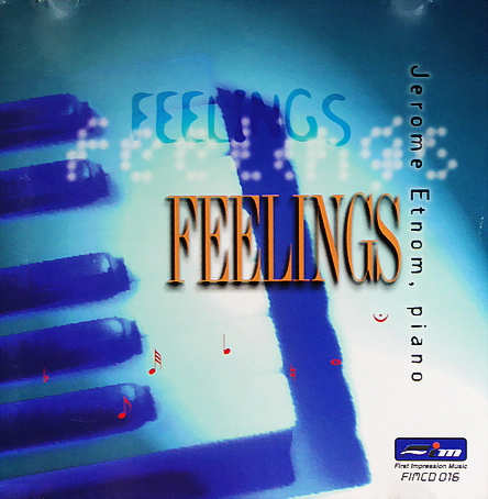 Album Jerome Etnom – Feeling [1998]