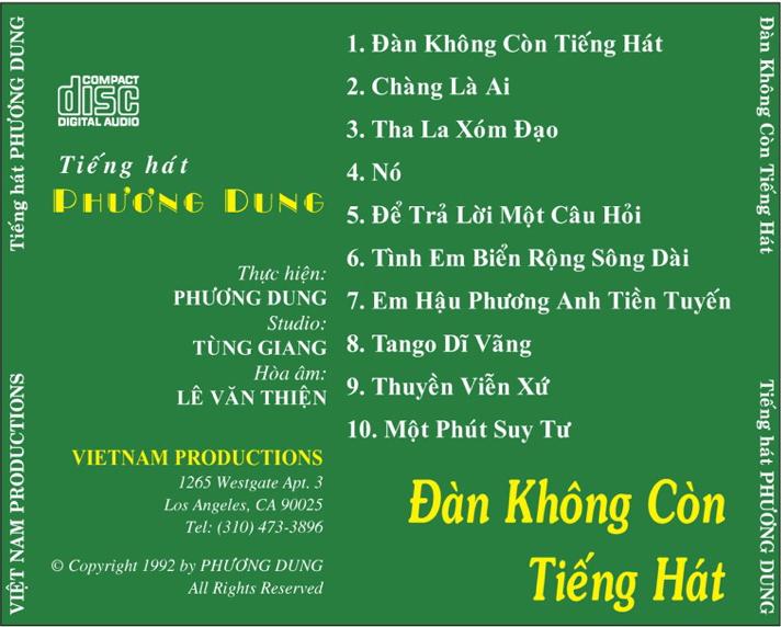 phuong dung back
