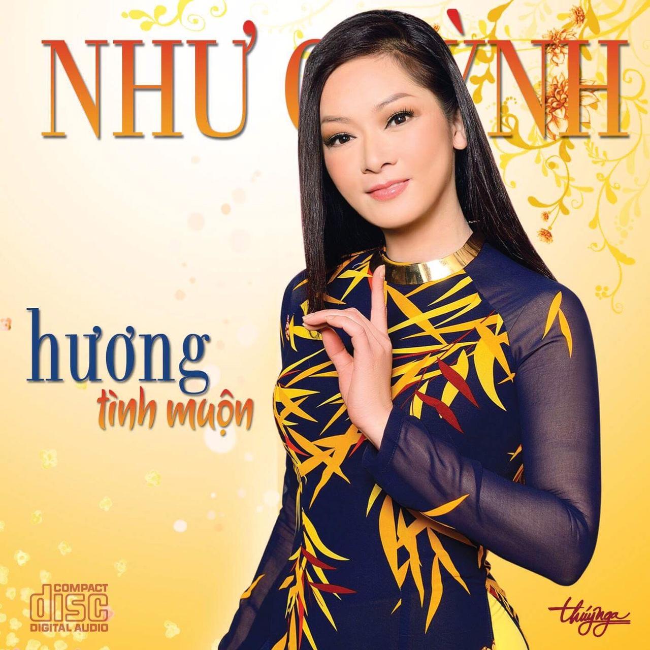 CD Hương Tình Muộn – Như Quỳnh