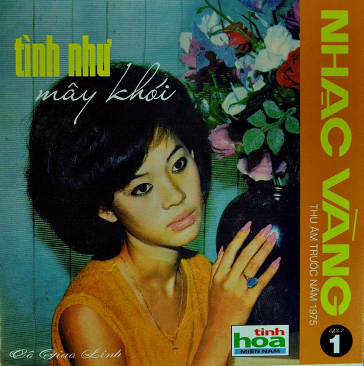 CD Tình Như Mây Khói (1975)