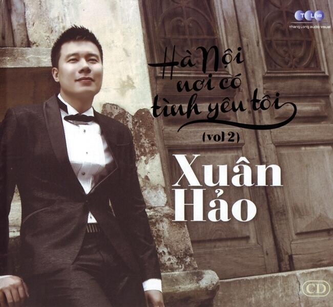 Album Hà Nội Nơi Có Tình Yêu Tôi