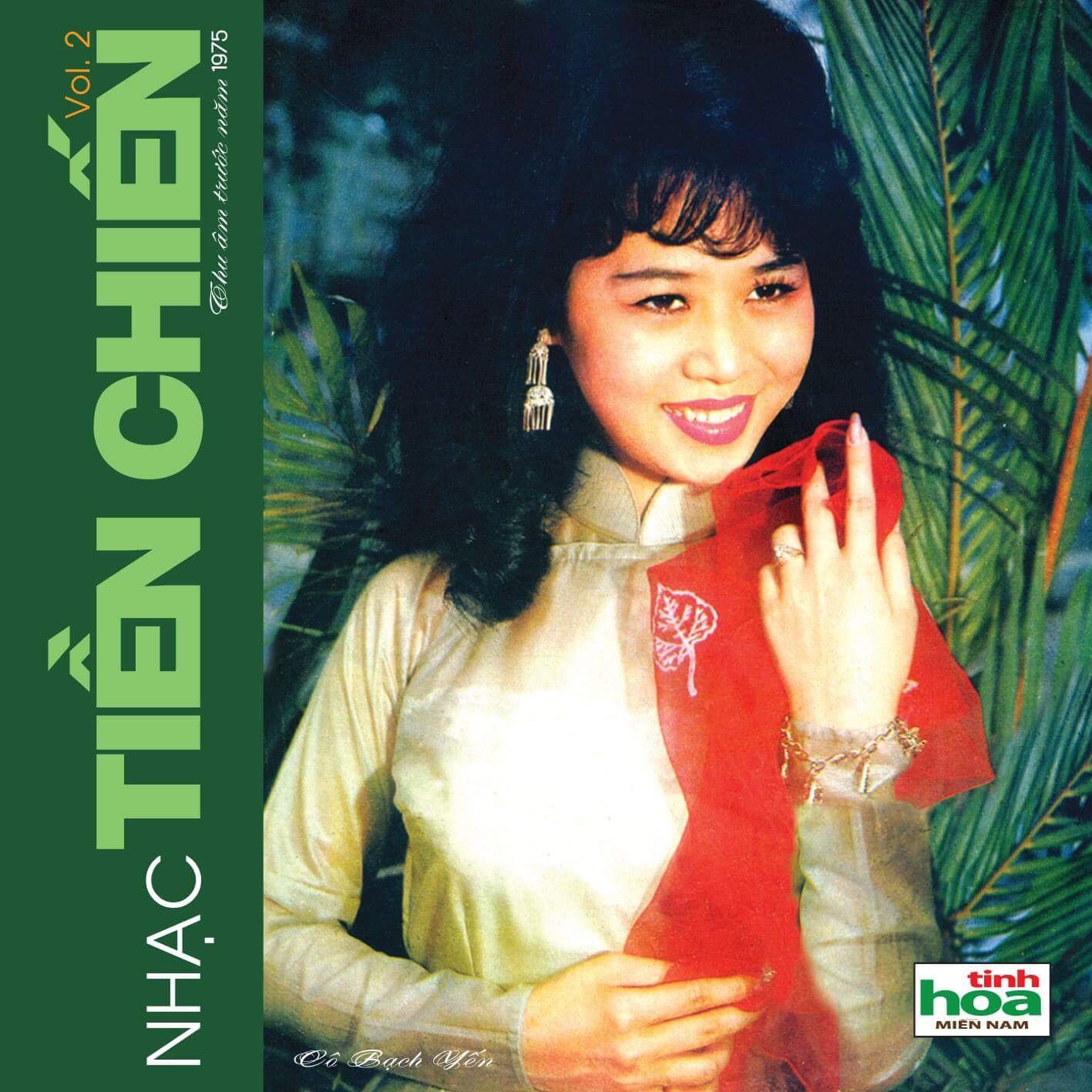 CD Nhạc Tiền Chiến Vol.2 (1975)