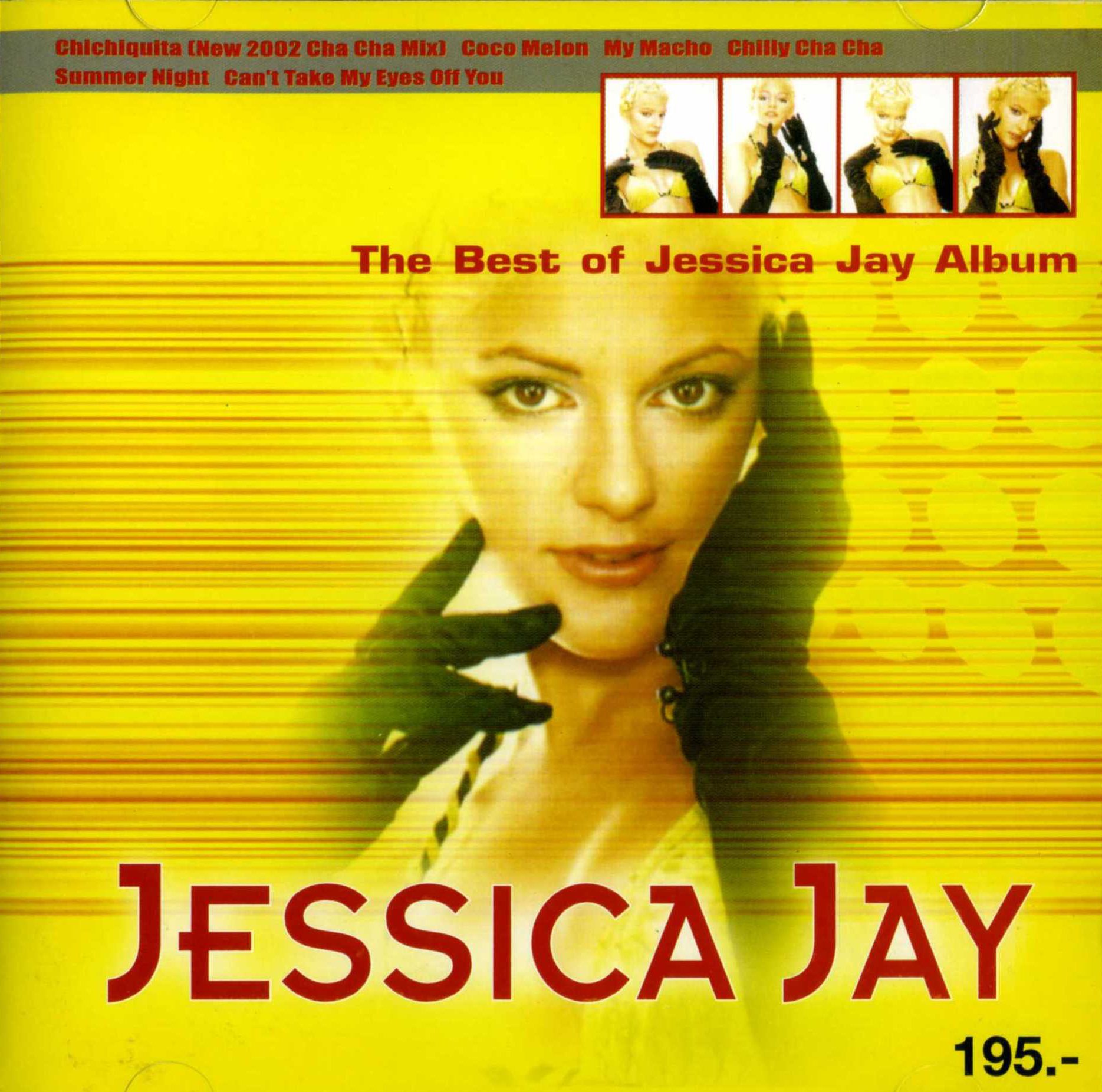 Album The Best Of Jessica Jay (2002) – Jessica Jay