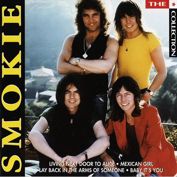 Album The Collection 1992 – Smokie