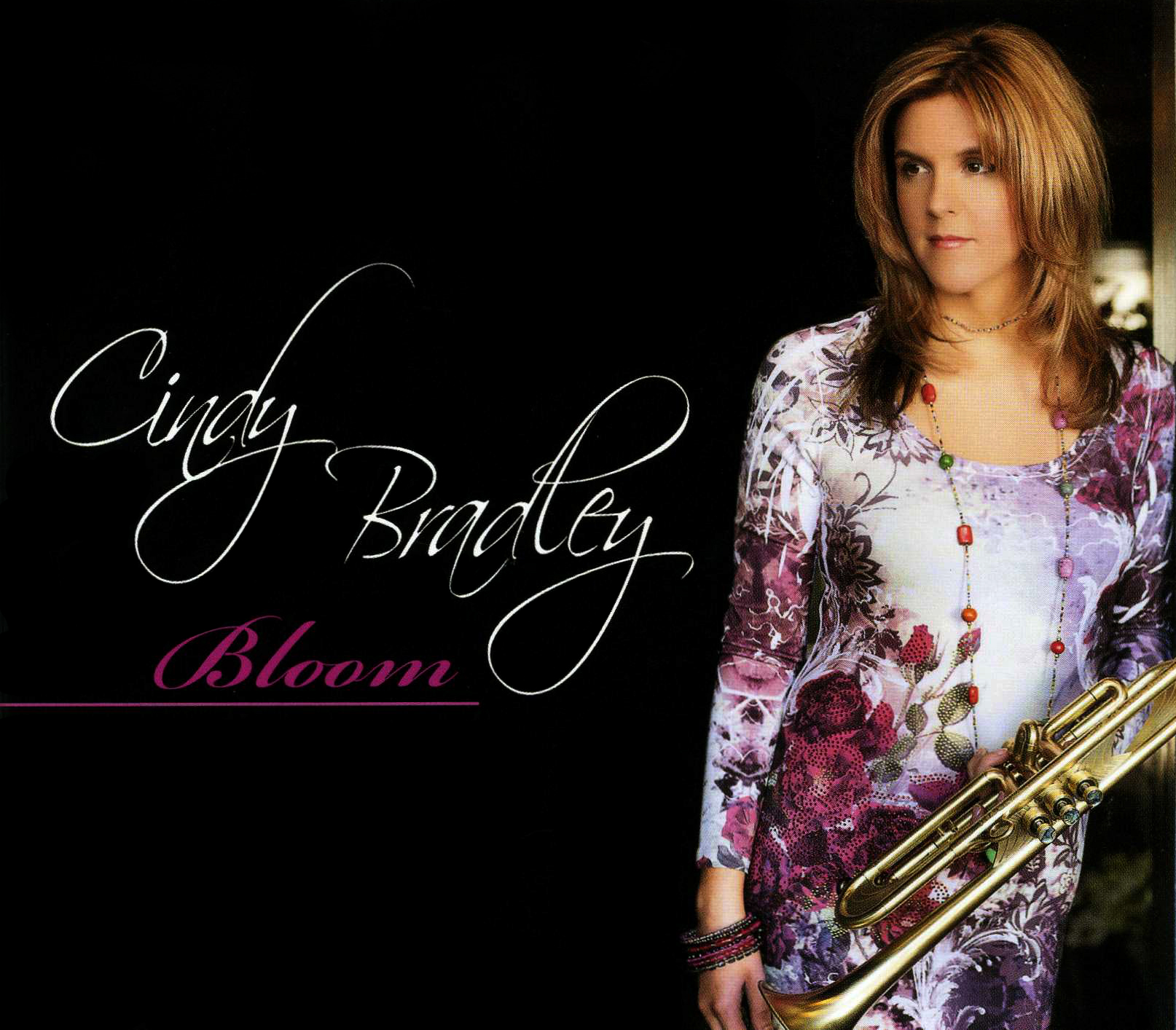 Album Bloom 2009 – Cindy Bradley