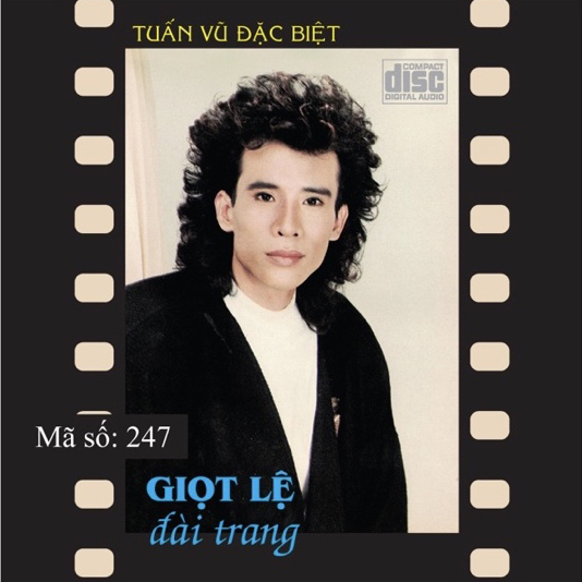 Album Giọt Lệ Đài Trang