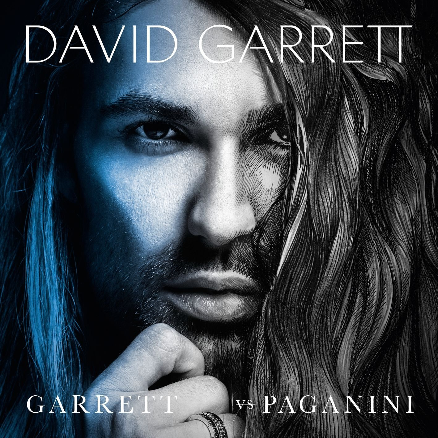 Album Garrett vs. Paganini 2013 – David Garrett