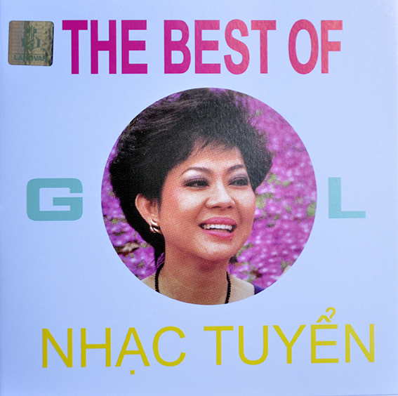 CD The Best Of Giao Linh