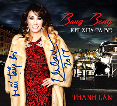 Album Bang Bang Khi Xưa Ta Bé