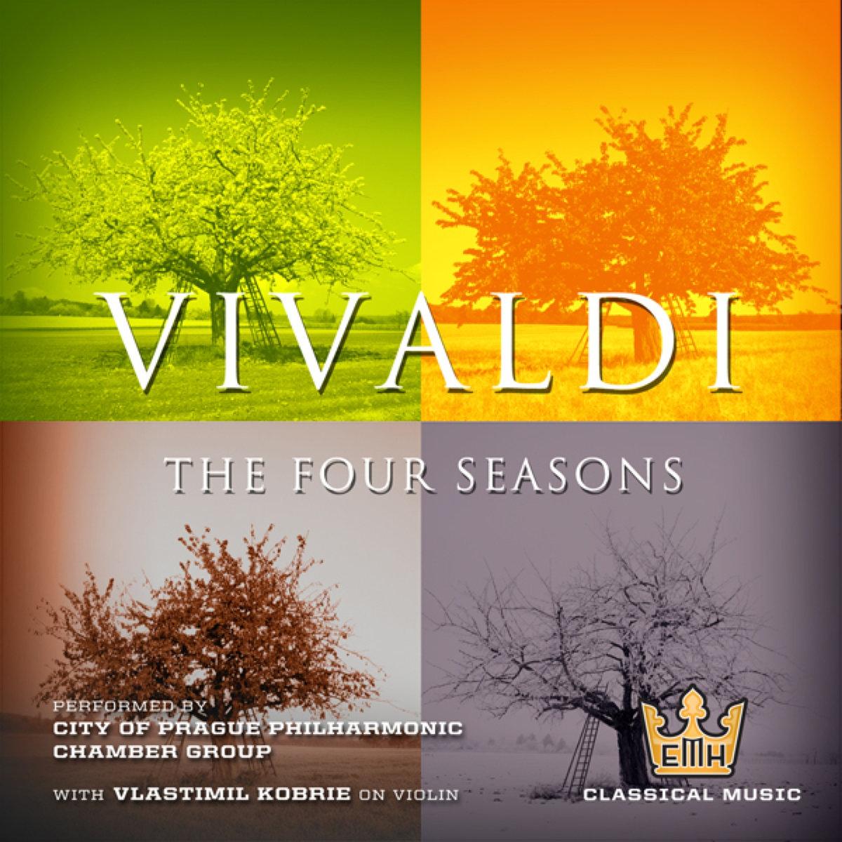 Album The Four Seasons – Vivaldi