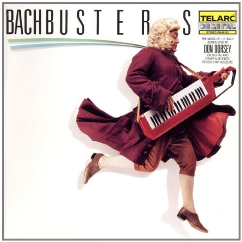 CD Don Dorsey ‎– Bachbusters