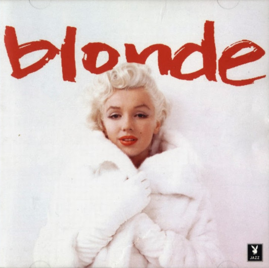 CD Blonde – Playboy Jazz