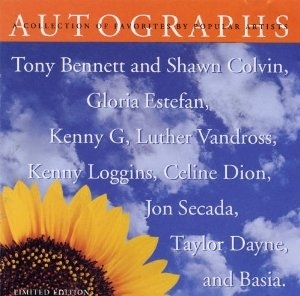 CD Autographs : A Collection of Favorites By Popular Artists