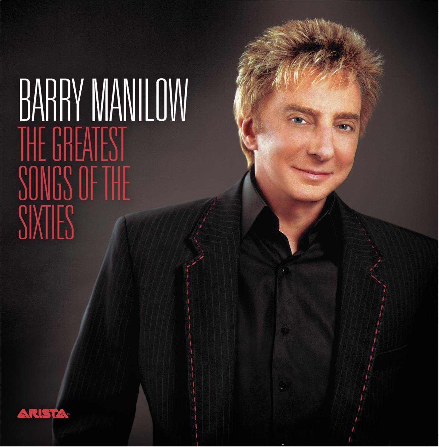 CD The Greatest Songs of the Sixties – Barry Manilow