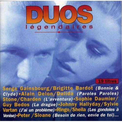 CD Duos Légendaires