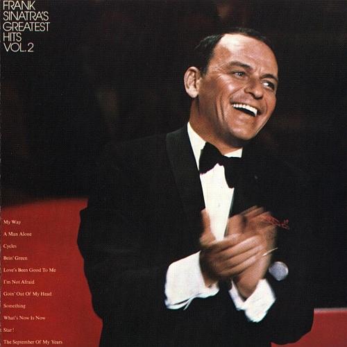 CD Frank Sinatra – Frank Sinatra's Greatest Hits Vol.2