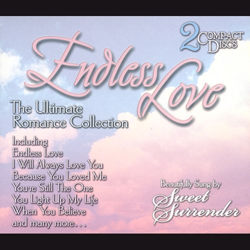 CD Endless Love – Sweet Surrender