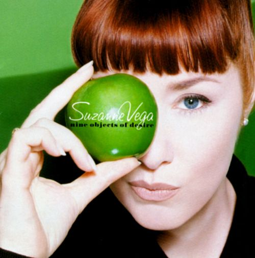 CD Nine Objects of Desire – Suzanne Vega