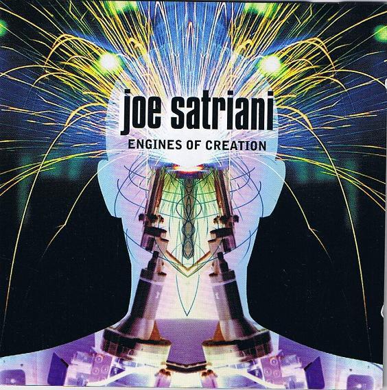 CD Joe Satriani – Engines Of Creation