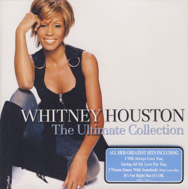 CD Whitney Houston – The Ultimate Collection