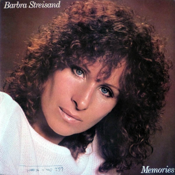 CD Barbra Streisand – Memories