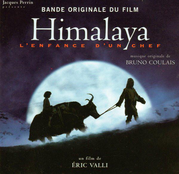 CD Bruno Coulais – Himalaya, L'enfance D'Un Chef